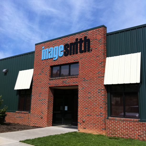 ImageSmith Communications front entrance in Arden, NC