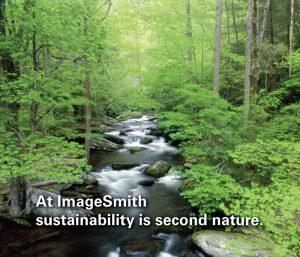 Sustainability at ImageSmith