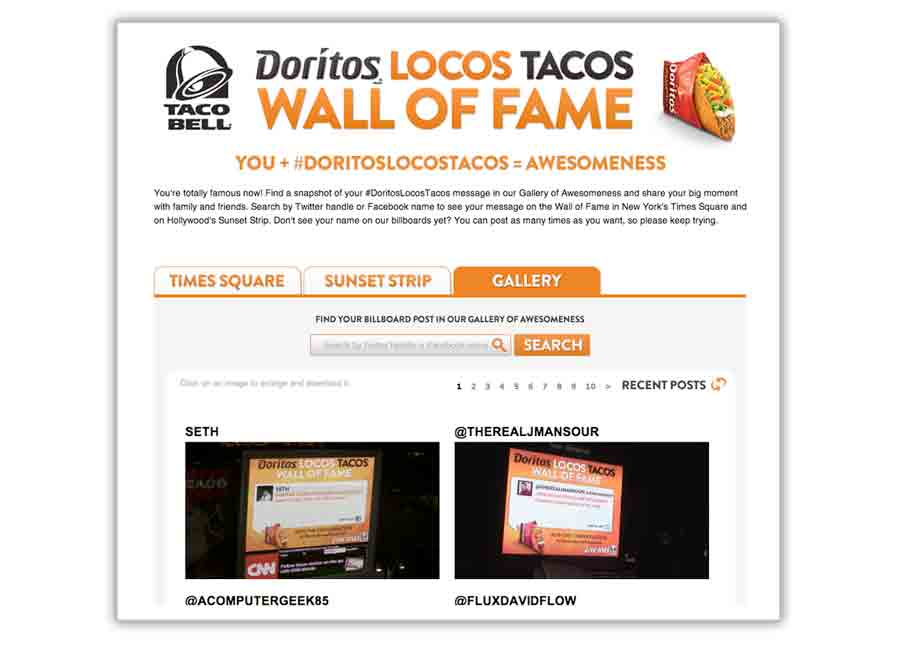 Taco Bell uses QR codes, AR and social media for huge product launch