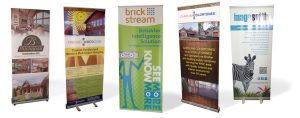 Graphic Display Banners