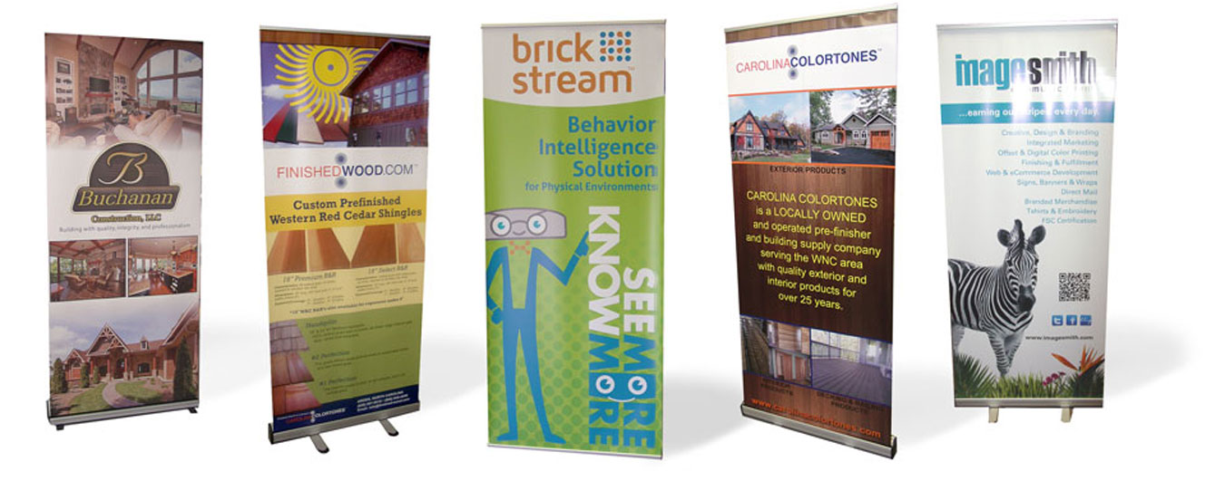stand up display signs