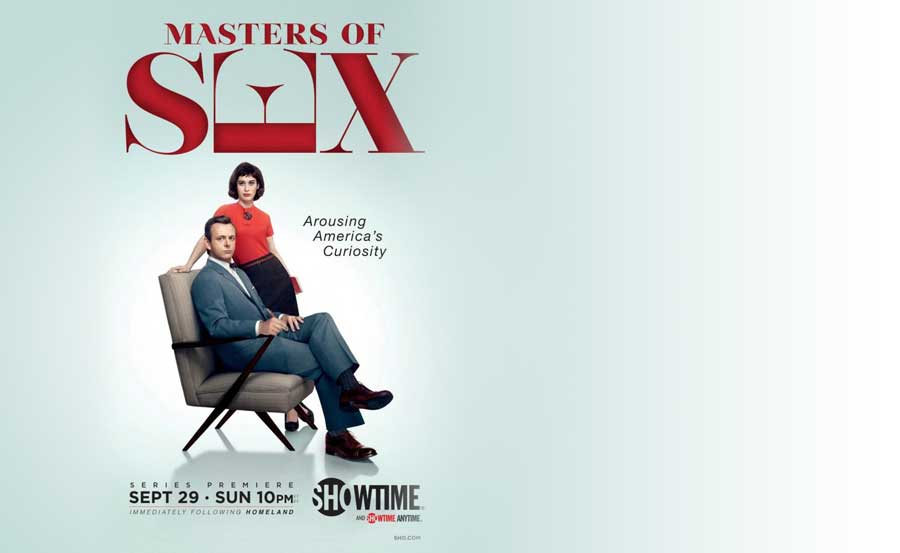 Showtime series Masters of Sex