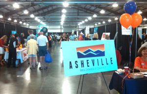 Asheville Area B2B Trade Show Event, 2015
