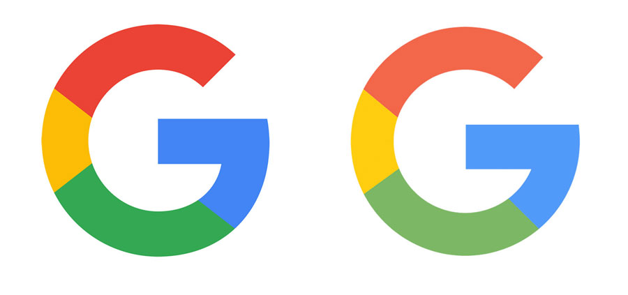 Optical Correction of Google G