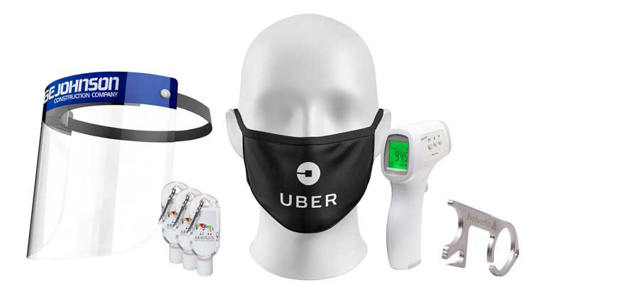 PPE promo products